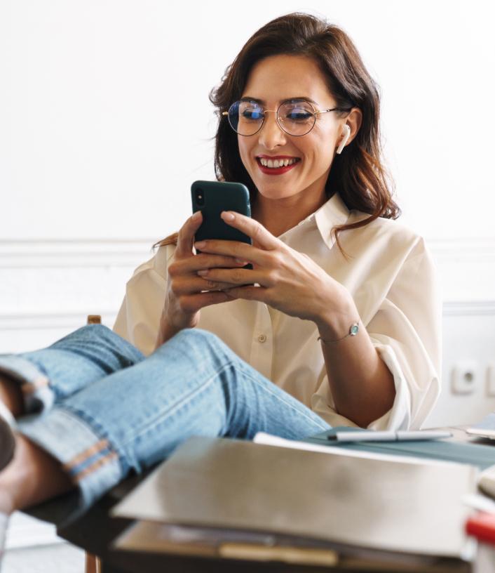 Ganar dinero cada mes es tan sencillo como abrir la cuenta través de nuestra app