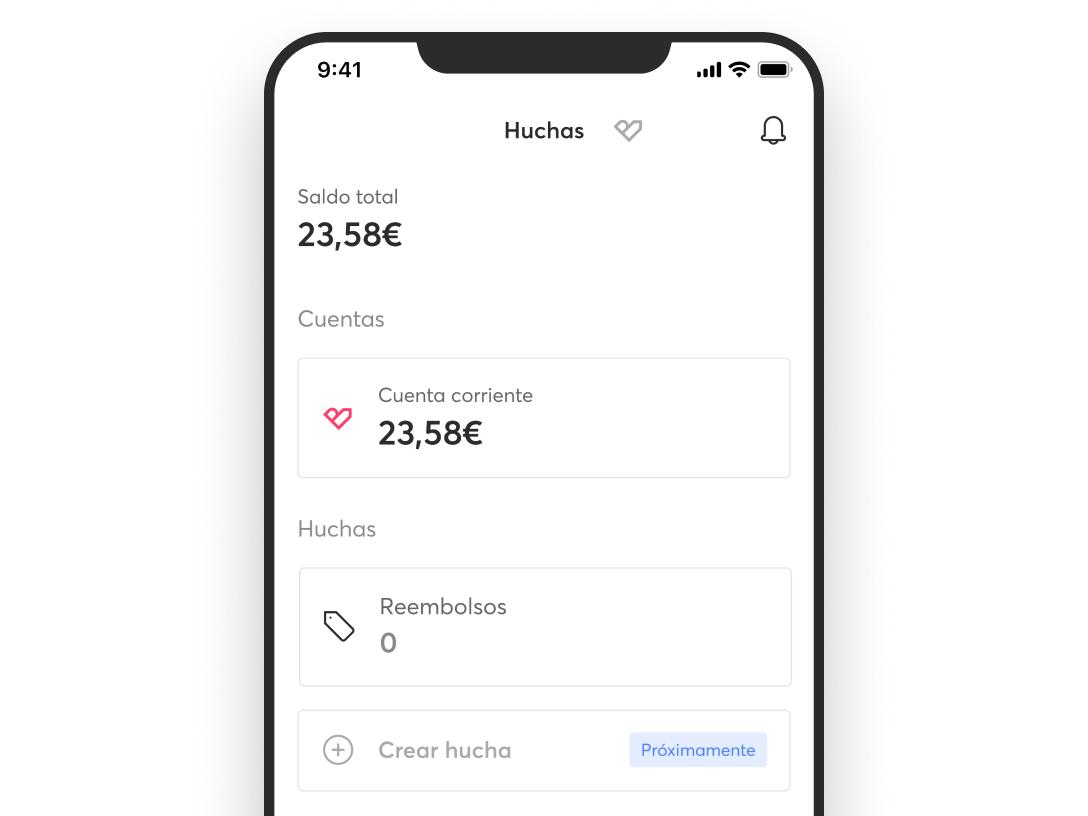 Una forma rápida y fácil de separar tu dinero